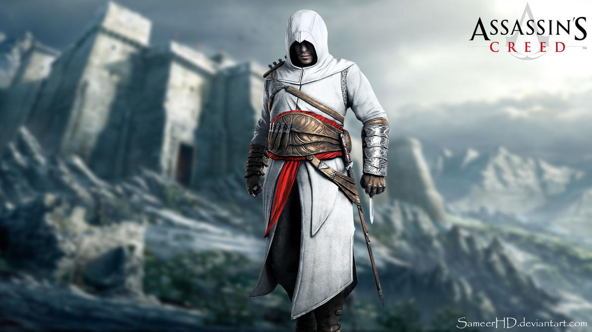 assassins creed altair ibn - photo #27