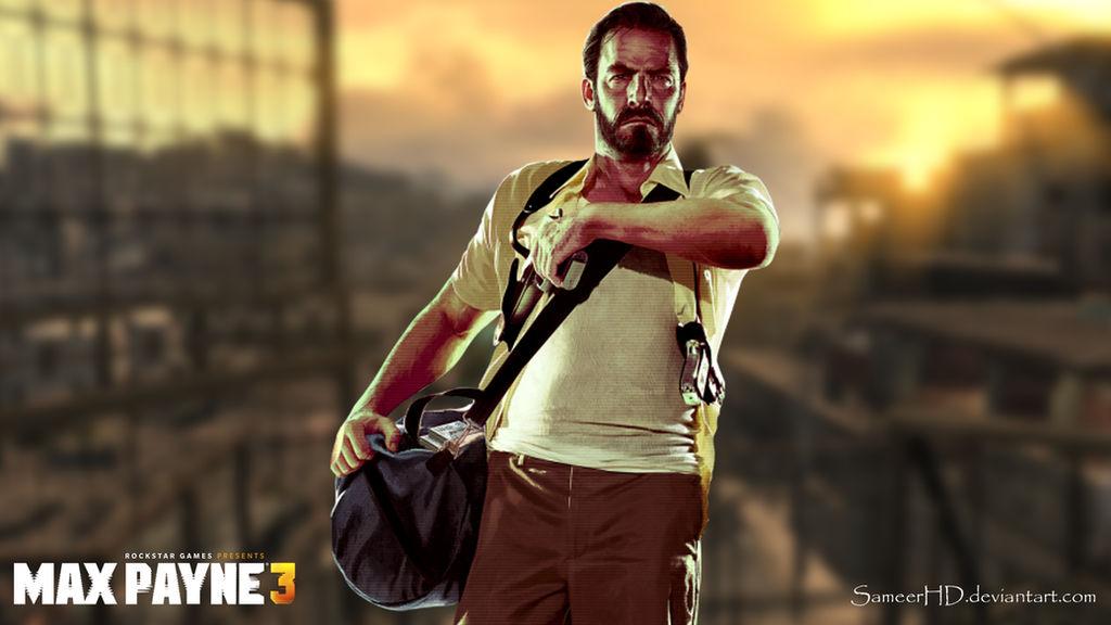 Max Payne 3 Wallpaper By Sameerhd On Deviantart
