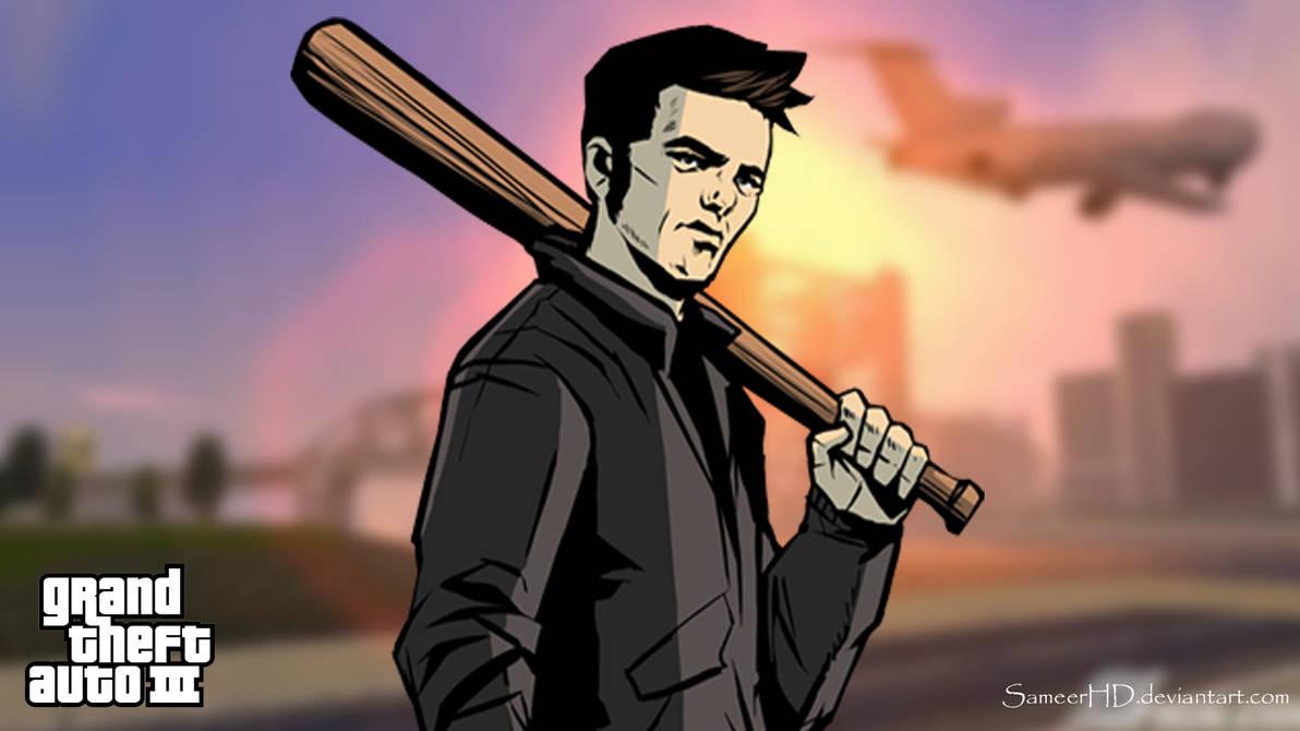 Grand Theft Auto Iii Claude Speed Wallpaper By Sameerhd On Deviantart
