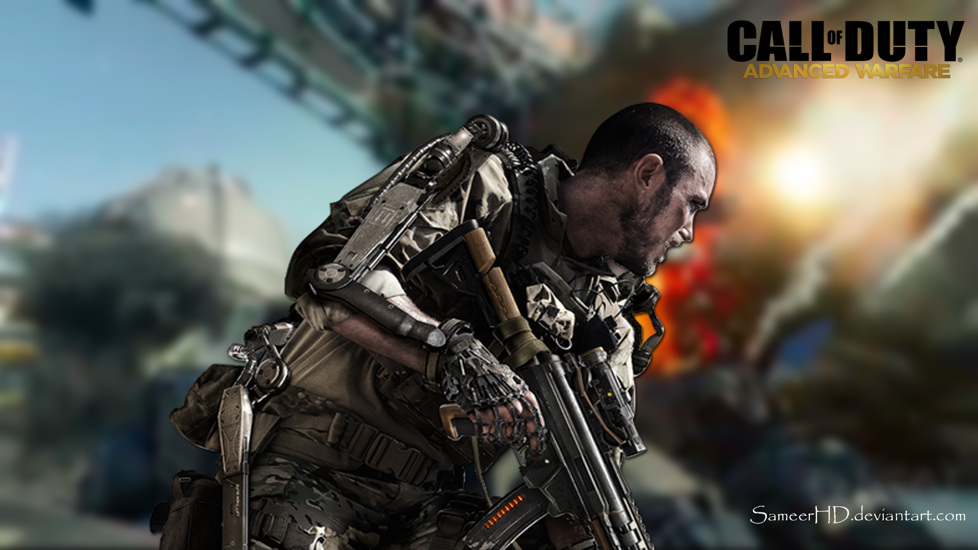 Awesome Call Of Duty Advanced Warfare Images Collection Call Of