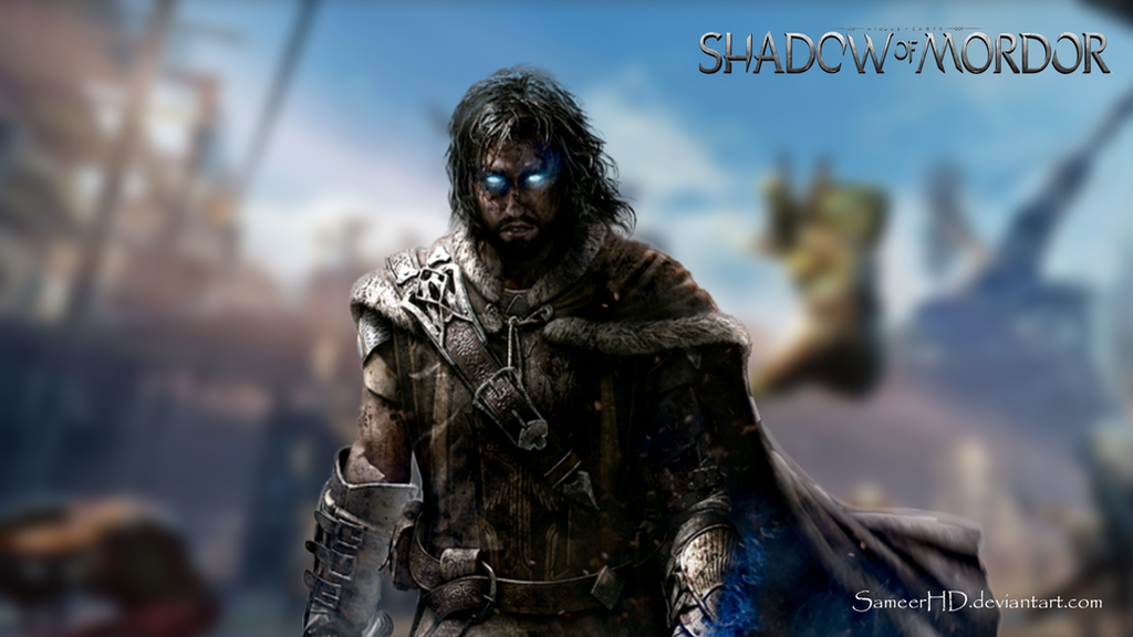 Shadow Of Mordor Talion Png