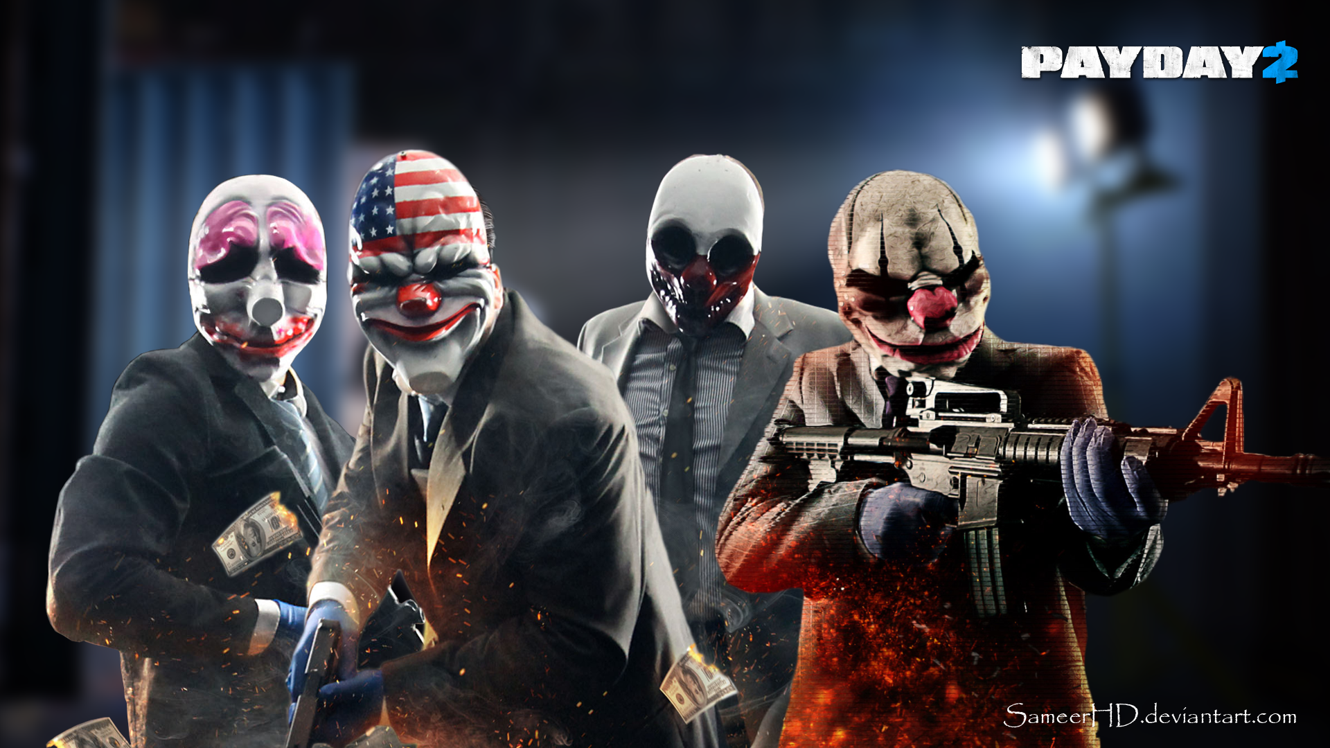 how to play payday2 on mac