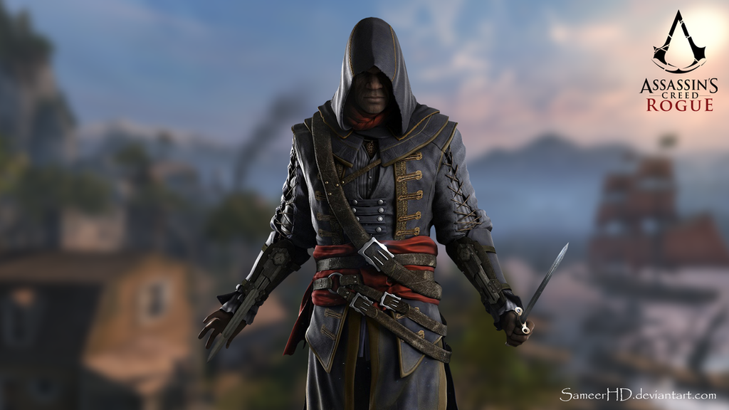 Assassin's Creed Rogue Adewale Wallpaper By SameerHD On