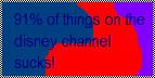 My views on Disney channel by B-gal-emo-of-doom