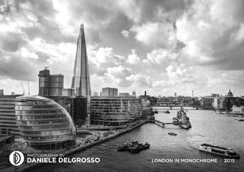 London in Monochrome Calendar by dandelgrosso