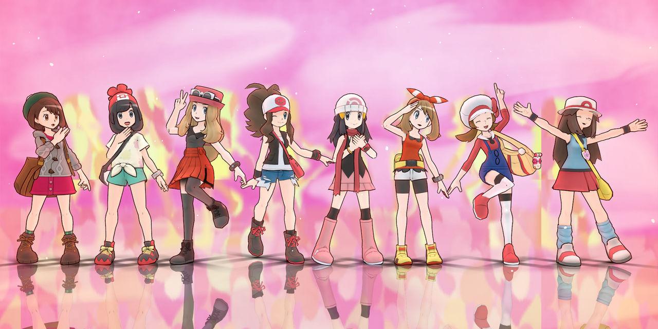 - 25 Years of Pokegirls -