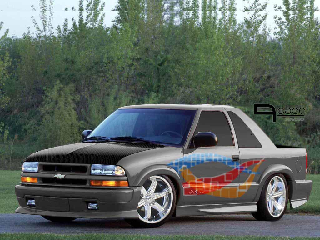 Chevy Blazer Xtreme By 360rider On Deviantart