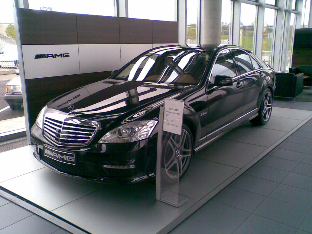 Mercedes benz s63 amg 2010 by lew gtr on deviantart for 2010 mercedes benz s63 amg