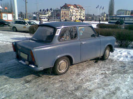 Trabant  601 by Lew-GTR
