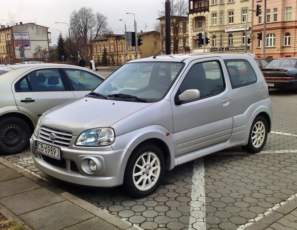 Almost like Kei-car by Lew-GTR