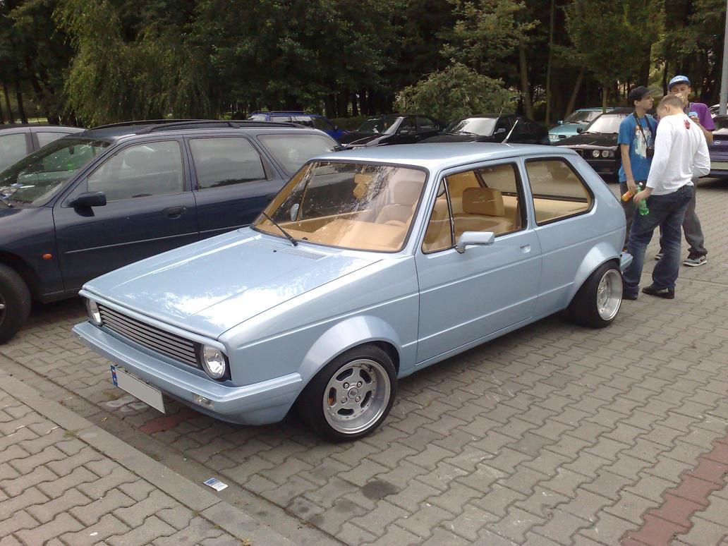 VW Golf I by Lew-GTR