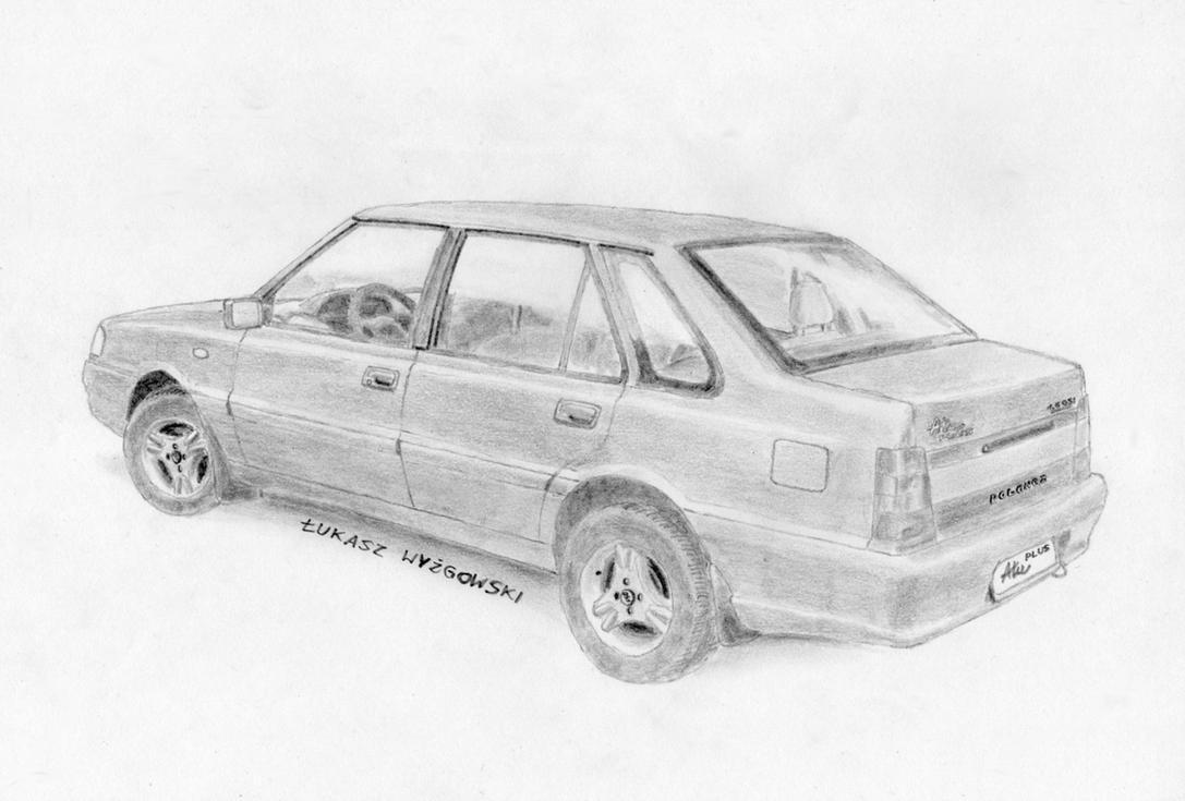 FSO Polonez Atu Plus 1.6 GSI '98 by Lew-GTR