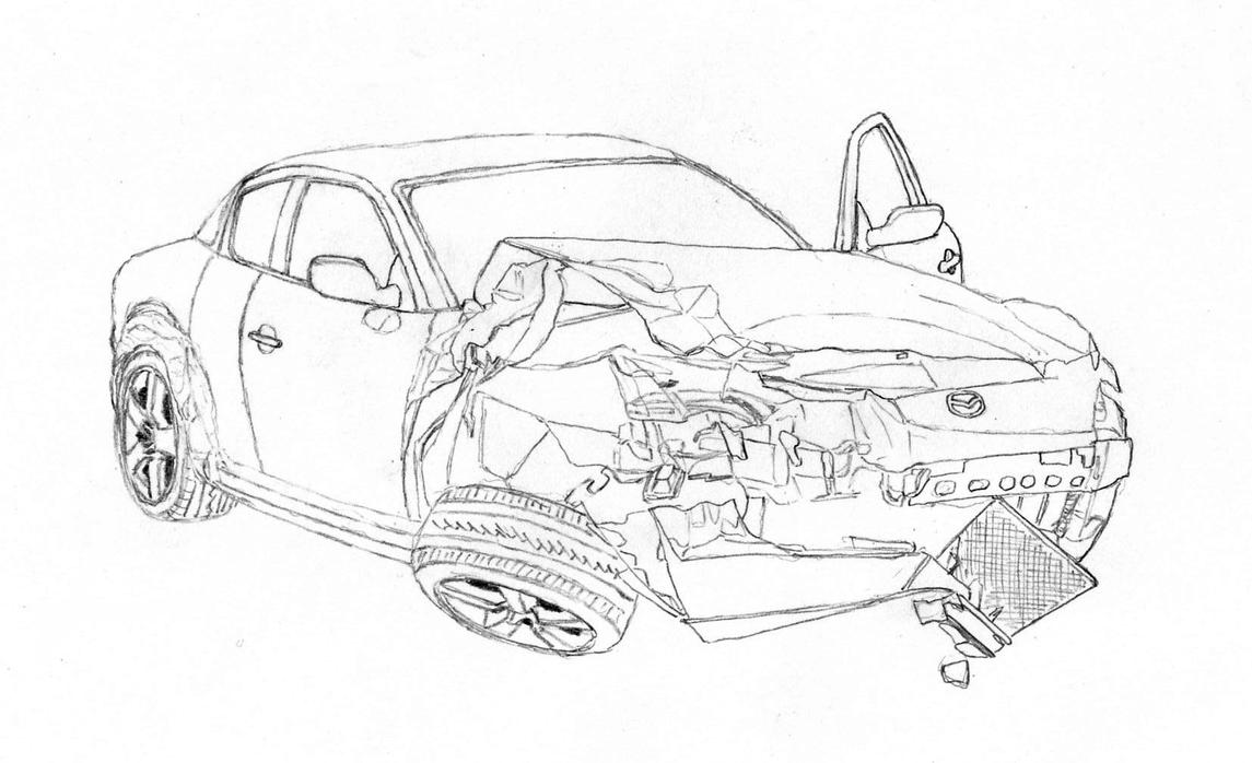 Exelent Drawing Of Accident Scene Picture Collection - Electrical ...