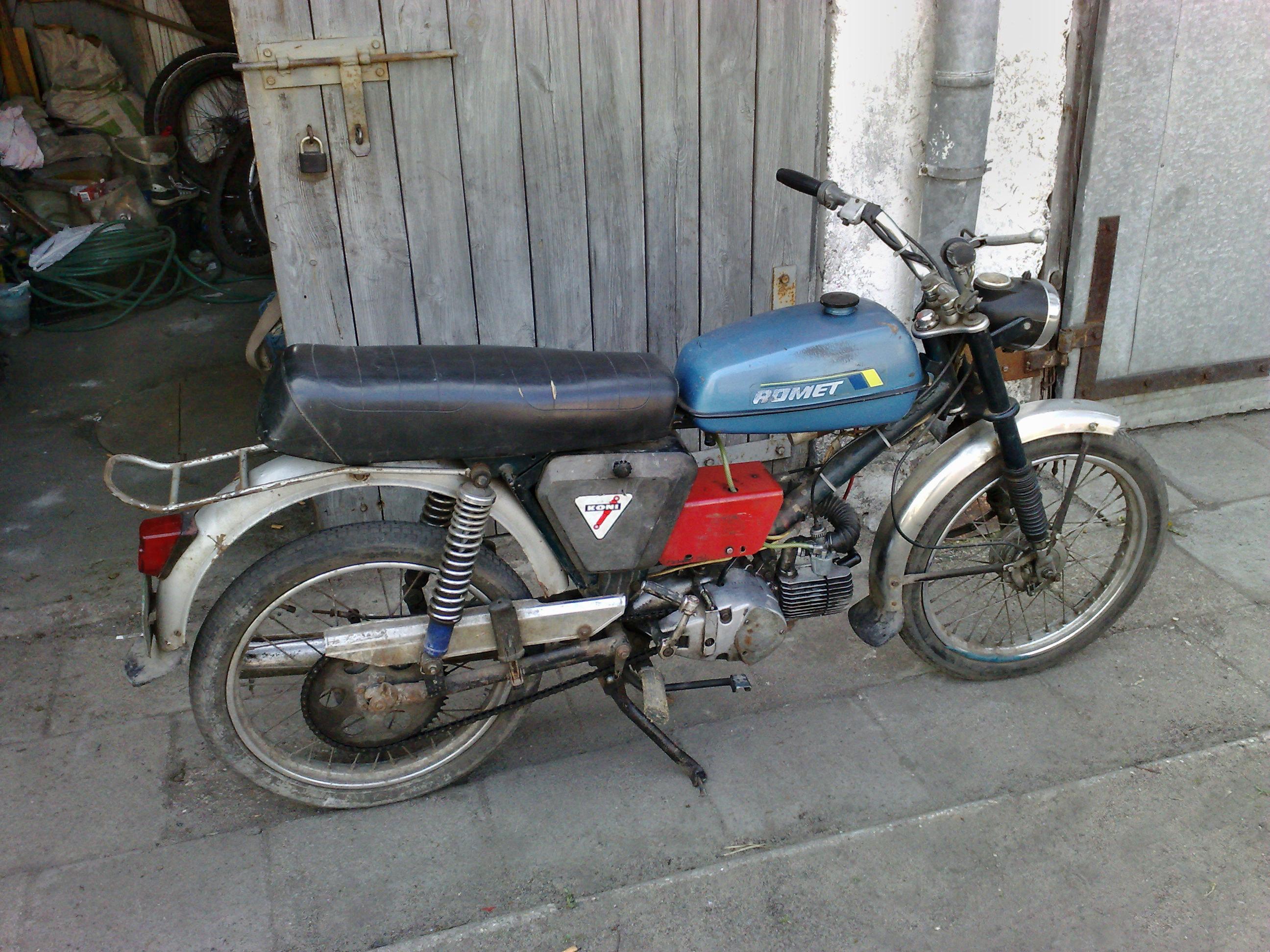 Romet Ogar 200 by Lew-GTR
