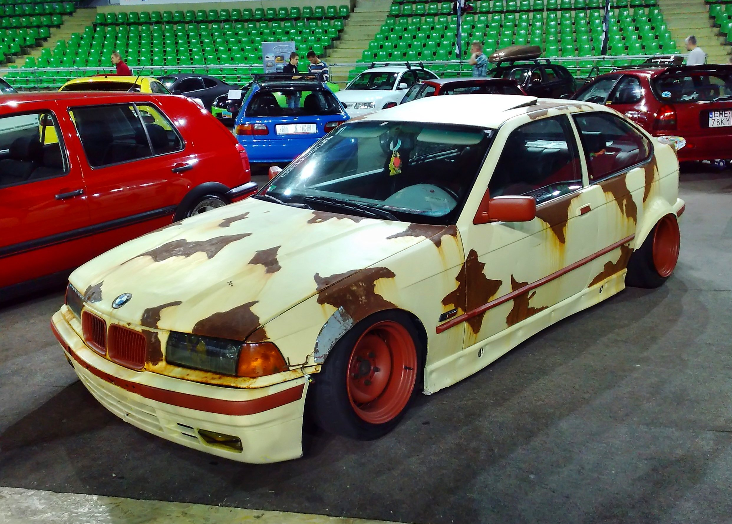 Rusty E36 by Lew-GTR on DeviantArt