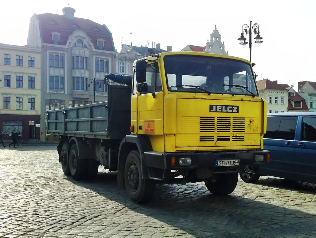 Jelcz 622 by Lew-GTR