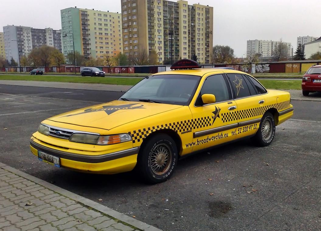 Almost like N.Y. taxi by Lew-GTR