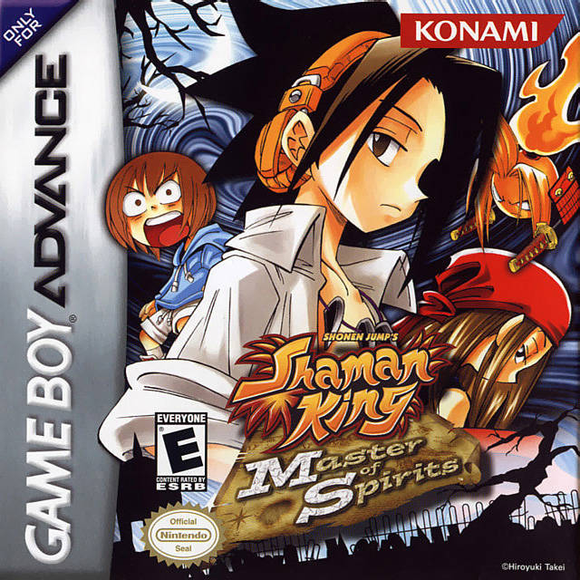 Shaman King Master Of Spirits Gba Review By Khfan D98 On Deviantart