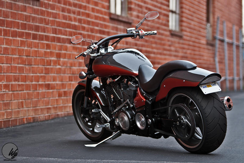 Yamaha Road Star Custom Parts