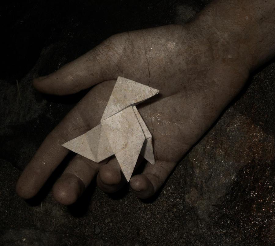 The Origami Killer Strikes Again By Kuranszo On Deviantart