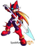Megaman Zero - Spear