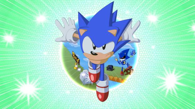 Sonic CD - 88 Miles Per Hour - Winning Entry