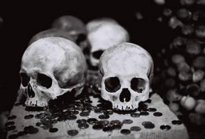 Sedlec Ossuary by SandraSfeirova