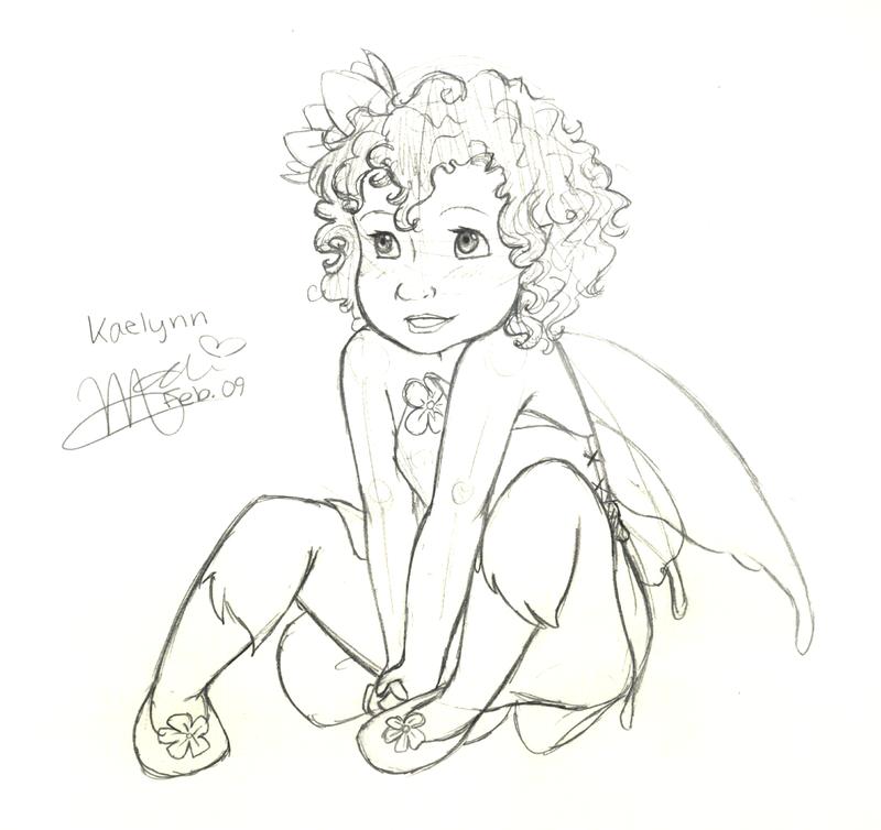 My Little Fairy by Dakotaa