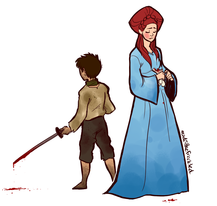 The Stark Sisters by Dakotaa