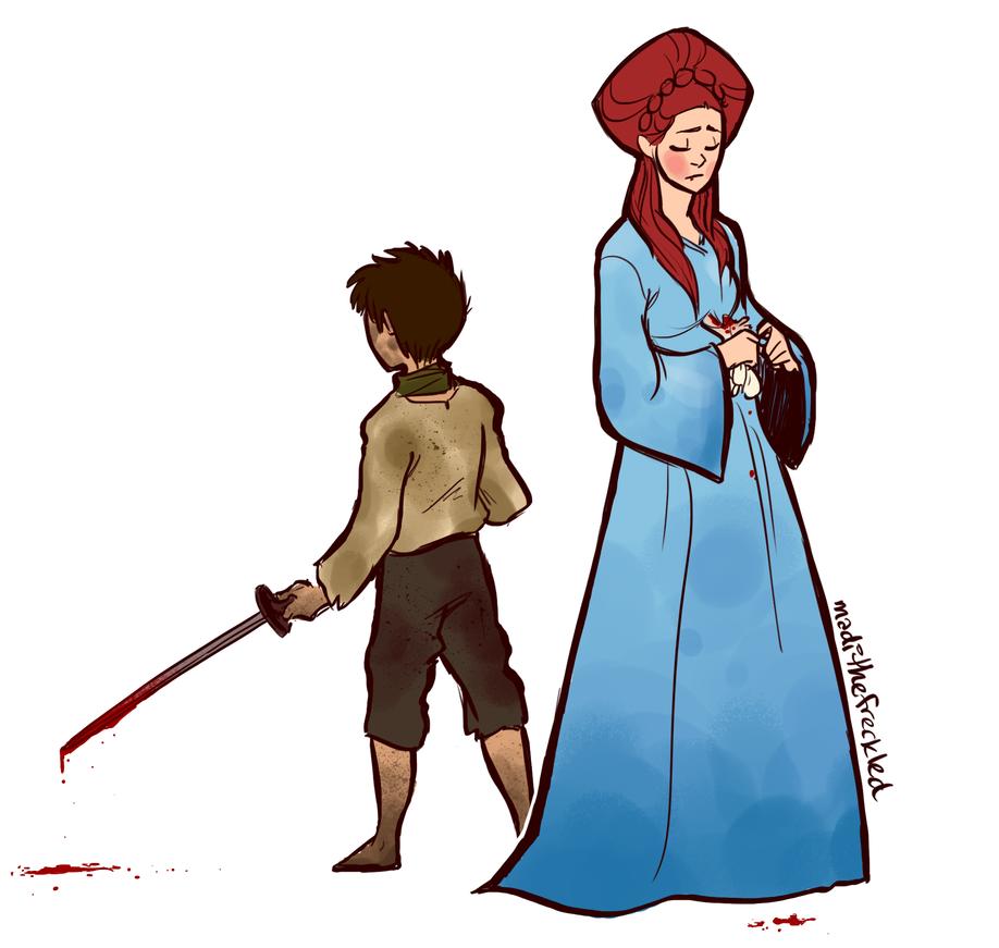 The Stark Sisters by Dakotaa