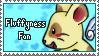 ..::Fluffyness Fans Stamp::.. by Dakotaa