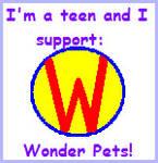 I Support Wonder Pets by akkigrl