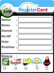 Register Card