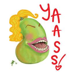 Drag Queen Pear