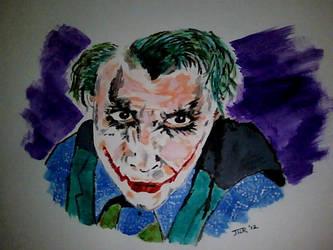 The Joker by JonnyNova