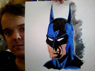 I'm Batman by JonnyNova