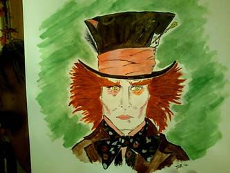 Mad Hatter by JonnyNova