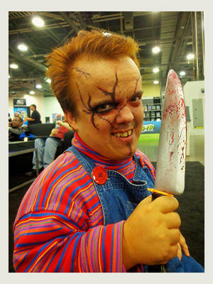 Chucky's coming for you by JonnyNova