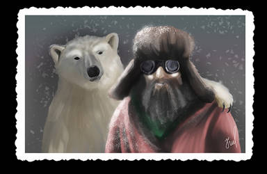 Polar Explorer's day