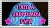 JadedLady Fan stamp by Leesie2k5