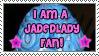 JadedLady Fan stamp by Leesie2k5