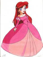 Ariel by Jupta