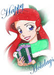 Happy Holidays from Ariel