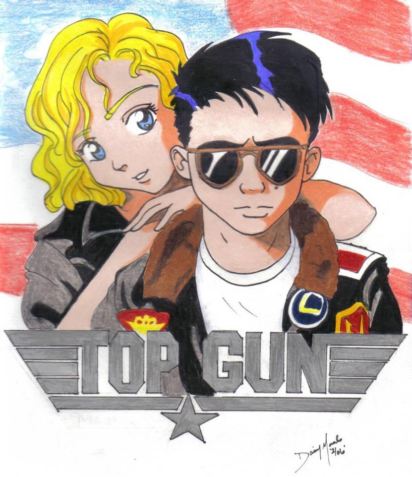 Top Gun By Jupta On Deviantart
