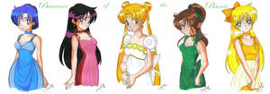 Princesses of the Planets