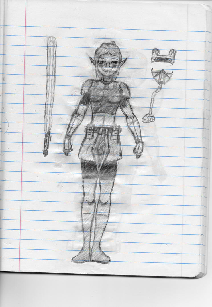 New Lonagh Whaian Jedi OC (need a name) by RC-5968Frank