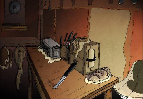 Mysterious Kitchen