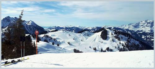Winter break by Mrowka333