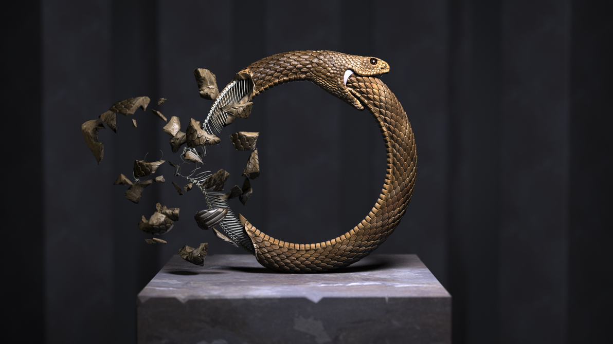 Oroboros Is Broken by light-serpent