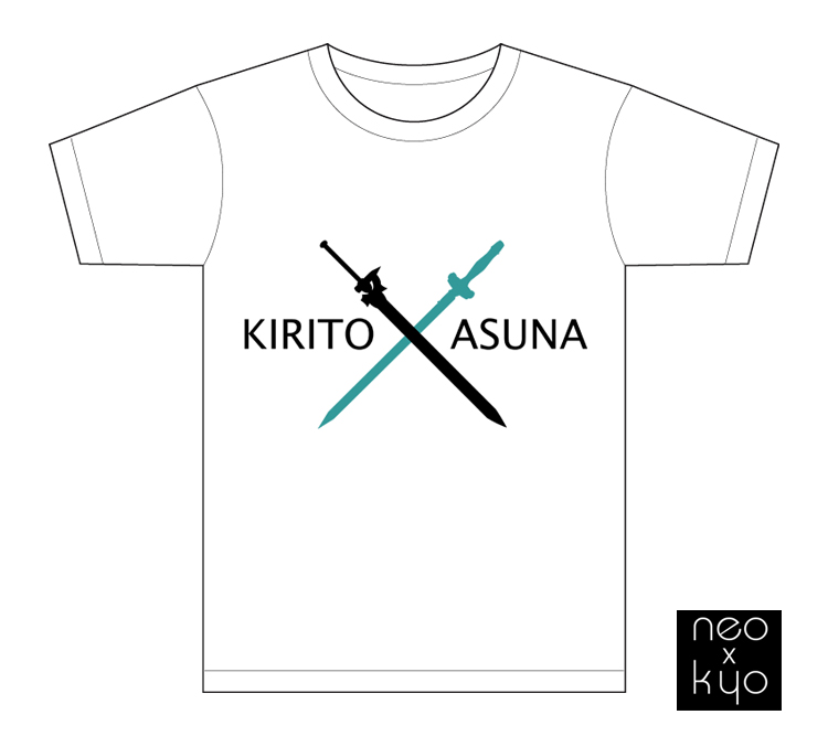 KIRITO X ASUNA by NeoKyoStudio